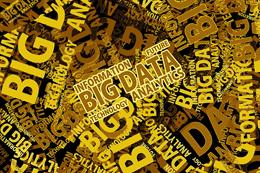 Big data, El Dorado para las empresas, de Pixabay